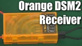 Download Review: HobbyKing Orange DSM2 receiver Video