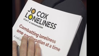 Download Loneliness as bad as smoking, says Jo Cox commission Video
