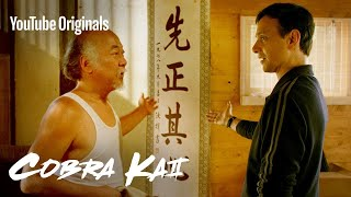 Download An OG from The Karate Kid makes a return | Cobra Kai Video