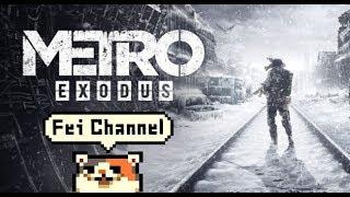 Download ♯3【PS4PRO】メトロエクソダス【怪物蔓延る崩壊したロシア横断の旅】 Video