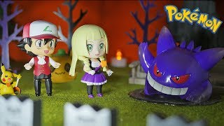 Download Pokemon Halloween Collection   We Are TEAM TRICK and TREAT   Metal Charm Unboxing Video