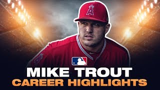 Download Mike Trout Career Highlights: Witness his greatness from start to now Video
