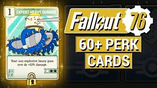Download FALLOUT 76: 60+ NEW Perk Cards REVEALED in Fallout 76!! (Detailed Descriptions and Analysis) Video