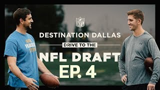 Download Aaron Rodgers Mentors Josh Rosen & Prospects Get Advice from NFL Players | Drive to the Draft Ep. 4 Video