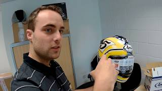 Download Arai Chaser-X 'Edwards' Replica - Unboxing Video! Video
