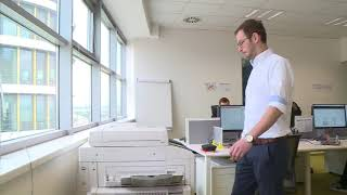 Download YSoft SafeQ Authentication & Print Roaming - Xerox Video