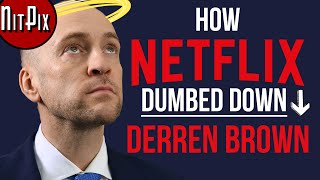 Download How Netflix Dumbed Down Derren Brown - NitPix Video