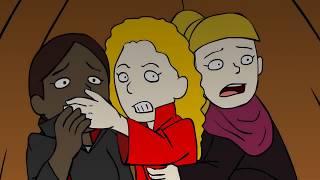 Download True Creepy Halloween Story Animated Video