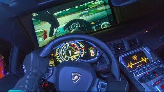 Download I converted my Lamborghini into an Xbox controller ! Video