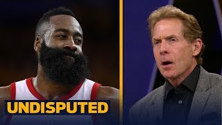 Download Skip and Shannon disagree Harden's reputation was saved in Rockets' Game 4 win | NBA | UNDISPUTED Video