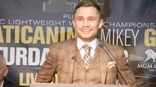 Download ELECTRIC!! - CARL FRAMPTON v LEO SANTA CRUZ - (FULL) OFFICIAL FIRST PRESS CONFERENCE FROM BELFAST Video