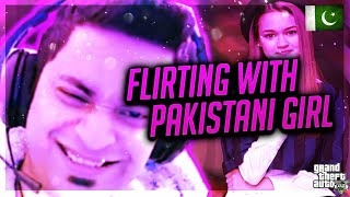 Download Flirting With PAKISTANI Girl During Robbery - GTA 5 FUNNY MOMENTS IN URDU/HINDI Video