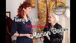 Download Tara Moss interviews Costume Designer Marion Boyce Video
