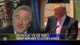 Download Trump Slams Robert De Niro; Praises Rev. Graham Video