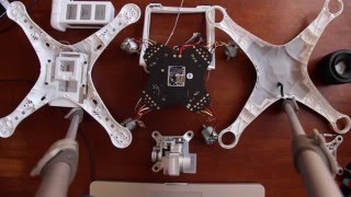 Download Teardown: Taking Apart a New DJI Phantom 3 Standard Drone Video