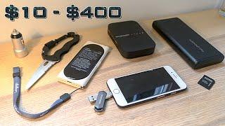 Download Tecnología MUY ÚTIL para VIAJES desde $10 hasta $400 Video