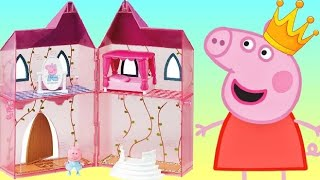 Download Nick Jr. PEPPA PIG's Enchanting Towers, Princess Pink Castle Palace, Toy Surprises, Fashem / TUYC Video