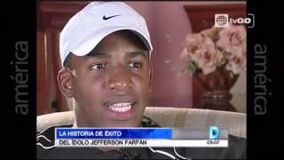 Download Domingo al día - Las historia de éxito del ídolo Jefferson Farfán - 08-11-2015 Video