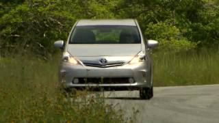 Download Road Test: 2012 Toyota Prius V Video