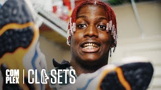 Download Lil Yachty Shows Off His Extremely Rare Sneaker Collection On Part 1 Of Complex Closets Video