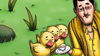 Download 【TV animation PIKO TARO 's LULLABY LALA BY】WEB#3 THE UGLY DUCKLING Video