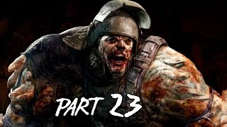 Download Dying Light Walkthrough Gameplay Part 23 - Demolisher Boss - Campaign Mission 11 (PS4 Xbox One) Video