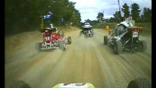 Download course de kart cross racing Minzac en camera embarquée Video