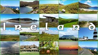 Download 40 Ireland Most Beautiful Places to Visit Video