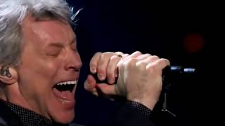 Download Bon Jovi Livin' on a Prayer at Rock & Roll Hall of Fame 2018 Video