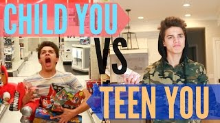 Download Child You VS Teenage You! | Brent Rivera Video