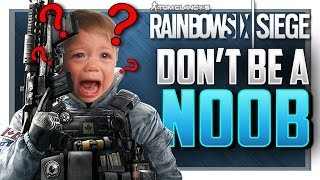 Download 5 MORE THINGS ONLY NOOBS DO IN Rainbow Six Siege! Video