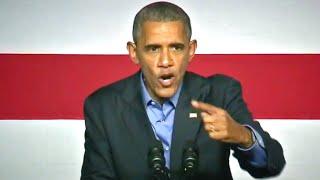 Download President Obama Destroys Donald Trump, Republicans Video