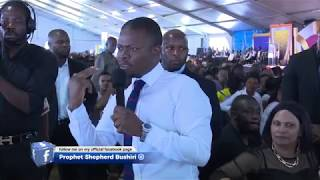 Download He Collapsed when his Secret was revealed by the Prophet | Prophet Shepherd Bushiri Video