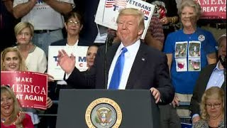 Download President Trump calls Youngstown's Geno DiFabio on stage Video
