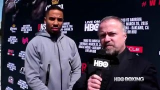 Download HBO Boxing News: Andre Ward Interview Video