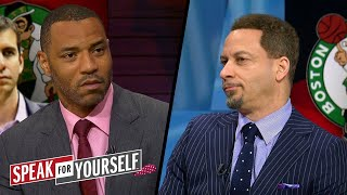 Download Chris Broussard on Celtics and Rockets going into 2018 Conference Finals | NBA | SPEAK FOR YOURSELF Video