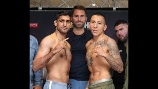Download Off The Scales: Khan vs Vargas weigh-in Video