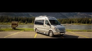 Download The amazing electronics in the Roadtrek Agile campervan Video