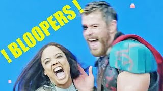 Download Thor 3: Ragnarok - Bloopers! and B-Roll Video