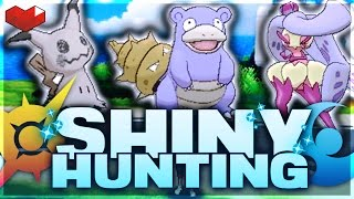 Download LIVE SHINY HUNTING - Pokemon Sun and Moon! [SPOILER FREE!] Video