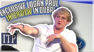 Download Logan Paul: Exclusive Dubai Interview!! Video