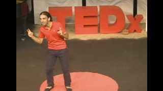 Download On trust and acroyoga | Aaed Ghanem & Rita Jamijian | TEDxLAU Video