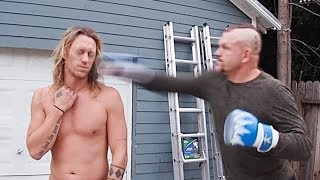 Download Slow Mo Punch from Chuck Liddell! Video