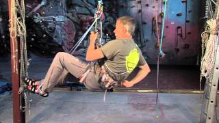 Download Wild Country Ropeman 'How To' series - 2 - Ascending a Rope from Free Hanging Video