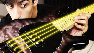 Download GOLD STRINGS on BASS Video