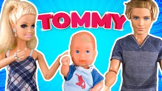 Download Barbie - Tommy's Walking! | Ep.170 Video