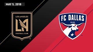 Download HIGHLIGHTS: Los Angeles Football Club vs. FC Dallas | May 5, 2018 Video