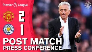 Download Pogba was a Monster! Mourinho Delighted with Opening Day Man Utd Win | Post Match Press Conference Video