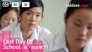 Download She's A Model Student & Daughter, But She Hid A Secret From Father // Viddsee Video
