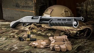 Download Review and Test of the Remington 870 Tac 14 Part 1 #166 Video